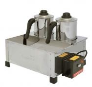 Esterilizador Inox Consercaf 2 Bules Autom 110 ou 220v R$385,00