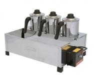Esterilizador Inox Consercaf 3 Bules Autom 110 ou 220v R$450,00