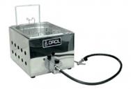 Fritador a gás Alta Pressão Orcil 1 cesto F1G - R$324,00