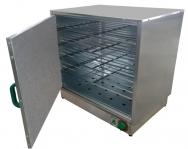 Marmiteiro Elétrico Estufa 50 Marmitas Metalnox - R$2.684,00